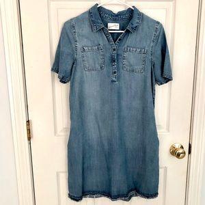 Jean Polo Dress | Universal Thread Short Sleeve